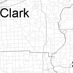 Clay county in map publicscrutiny Choice Image